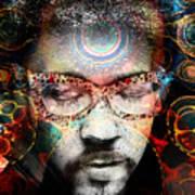 Spiritual Glasses Poster