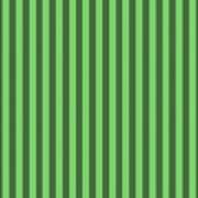 Spring Green Striped Pattern Design Poster