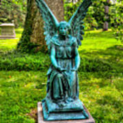 Spring Grove Angel Poster