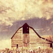 Spring In Kansas  Poster