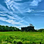 Spring Landscape In Nh 4 Poster