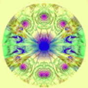 Spring Meditation Poster
