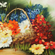 Spring Mood Poster