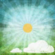 Spring Summer Poster