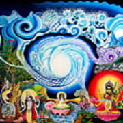 Sri Hridaya Darpana-the Mirror Of The Heart Poster
