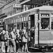 St. Charles Streetcar Poster