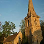 St Davids Church Poster