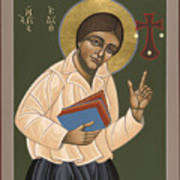 St Edith Stein Patroness Of Europe 182 Poster