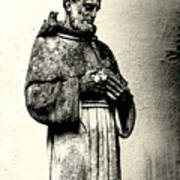 St. Francis In St. James Poster