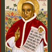 St. John Xxiii - Rlpjn Poster