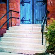 St. John's Door Poster
