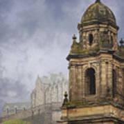 St Johns Edinburgh Poster