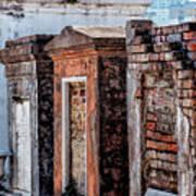 St. Louis 1 Tombs--nola Poster