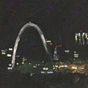 St. Louis Riverfront 1 Poster