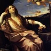 St Mary Magdalene 1632 Poster