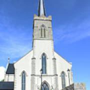 St. Marys Church Killybegs Poster