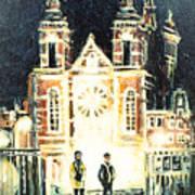 St Nicolaaskerk Church Poster