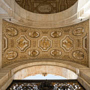 St Peter's Ceiling Detail Poster