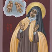 St Teresa Of Avila 177 Poster