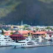 St. Thomas Us Virgin Islands Poster