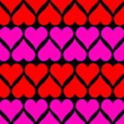 St. Valentine Love Poster