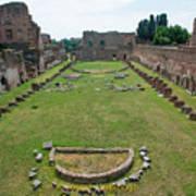 Stadium Of Domitian Poster