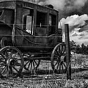 Stagecoach II Poster