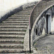 Stairs To Underground Poster
