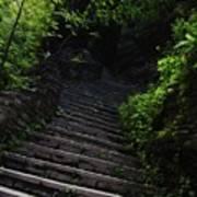 Stairway To Watkins 2 Poster by InTheSane DotCom