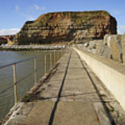 Staithes Poster