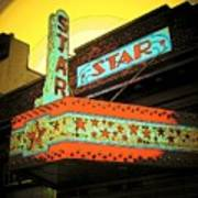 Star Theater Poster