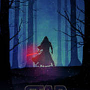 Star Wars - The Force Awakens Poster