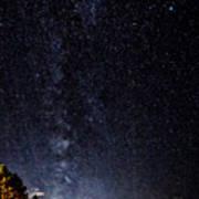 Stars At Lake Tahoe Poster