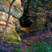 Starved Rock No 2 Poster