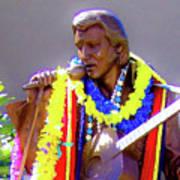 Statue Of, Elvis Presley - Honolulu, Hawaii - 565 C Poster