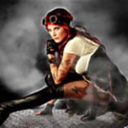 Steam Mistress Poster