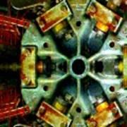 Steampunk Machination 1 Poster