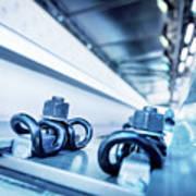 Steel Mechanic Hardware Poster