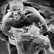 Steel Men Fighting 2 Poster