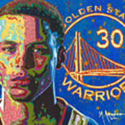 Steph Curry Poster