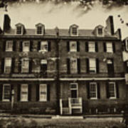 Stephenson's Hotel - Harpers Ferry Poster