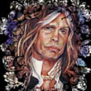 Steven Tyler Aerosmith Poster