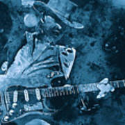 Stevie Ray Vaughan - 14 Poster