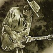 Stevie Ray Vaughan - 19 Poster