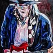 Stevie Ray Vaughan Poster