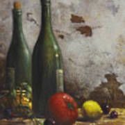 Still Life 3 Poster by Harvie Brown