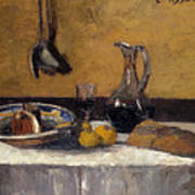 Still Life Nature Morte Poster