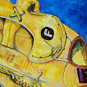 Stillmans Nylon Glove Poster by Jame Hayes
