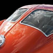 Stingray Split Window 1963 Poster