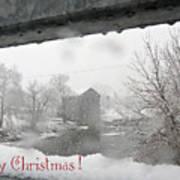 Stockdale Christmas Poster